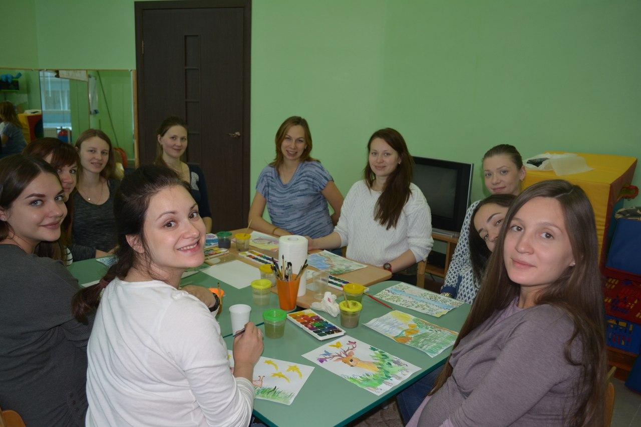Курсы для беременных Белгород.